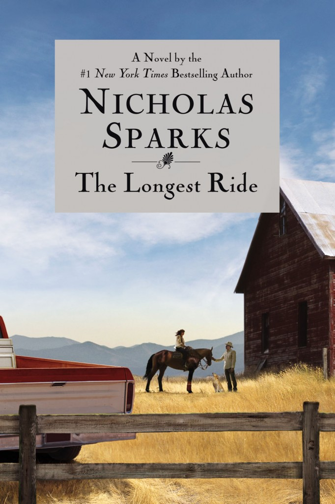 TheLongestRide_Book