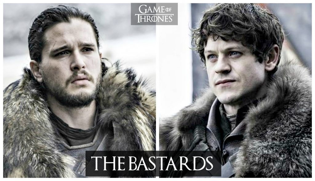 Game of Thrones - Bastards
