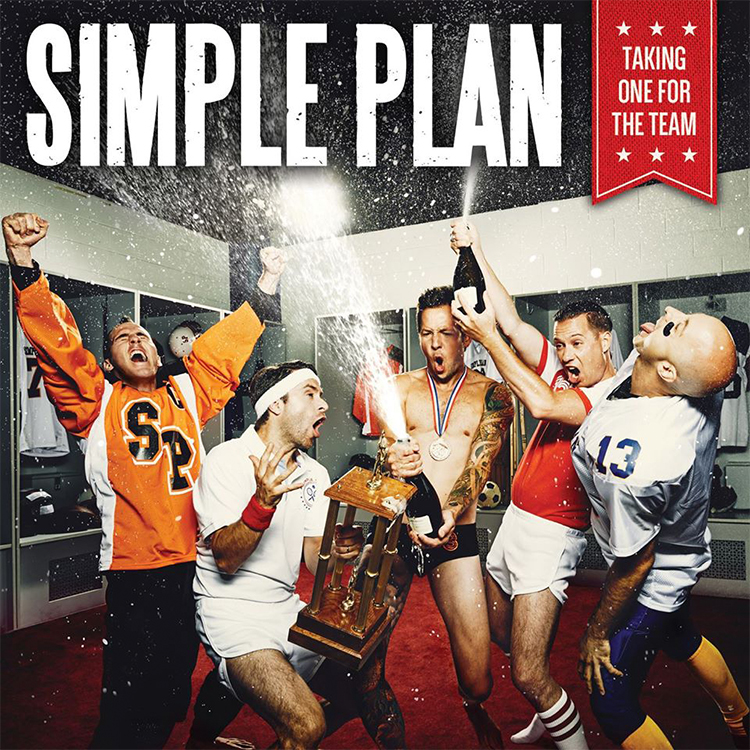 Simple_Plan - Taking One for the Team