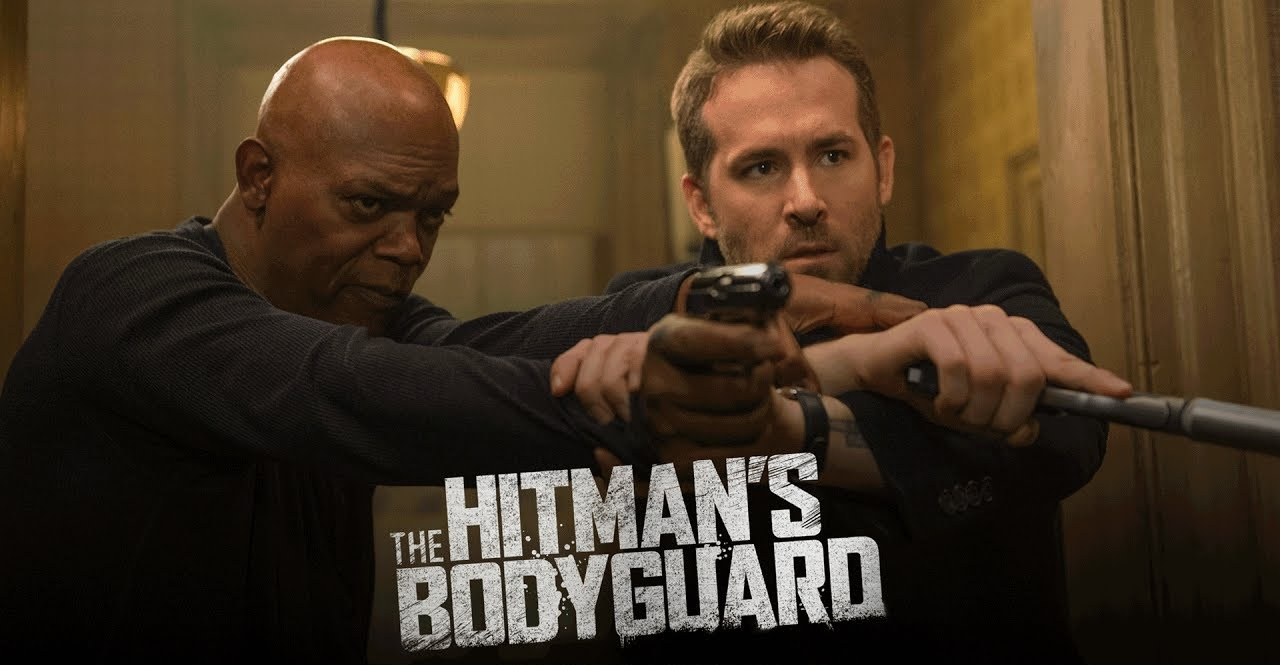 The Hitman's Bodyguard - Dupla Explosiva